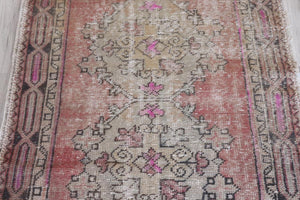 Turkish Runner 118 - 3.1 x 8.4 ft – 256 x 94 cm - souks du monde