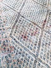 "Load image into Gallery viewer, Beni M'Guild Area Rug 10'8"" x 6'9"" - souks du monde"
