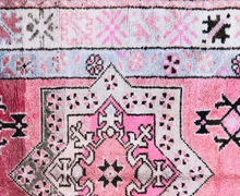 "Load image into Gallery viewer, Boujad Area Rug 11'10"" x 4'10"" - souks du monde"