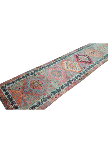 Turkish Vintage Runner 12'6