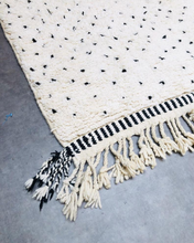 "Load image into Gallery viewer, Beni Ourain Rug 11'11"" x 8'2"" - souks du monde"