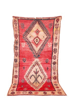 "Load image into Gallery viewer, Boujad Area Rug 4'7"" x 8'2"" - souks du monde"