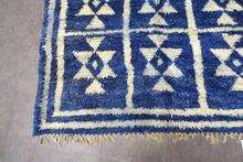 "Load image into Gallery viewer, Azilal Rug - 5'5"" x 8'7"" - souks du monde"