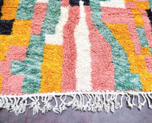"Load image into Gallery viewer, Azilal Rug 9'8"" x 8'7"" - souks du monde"