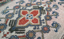 "Load image into Gallery viewer, Turkish Vintage Rugs -  1'5"" x 3'6"" - souks du monde"