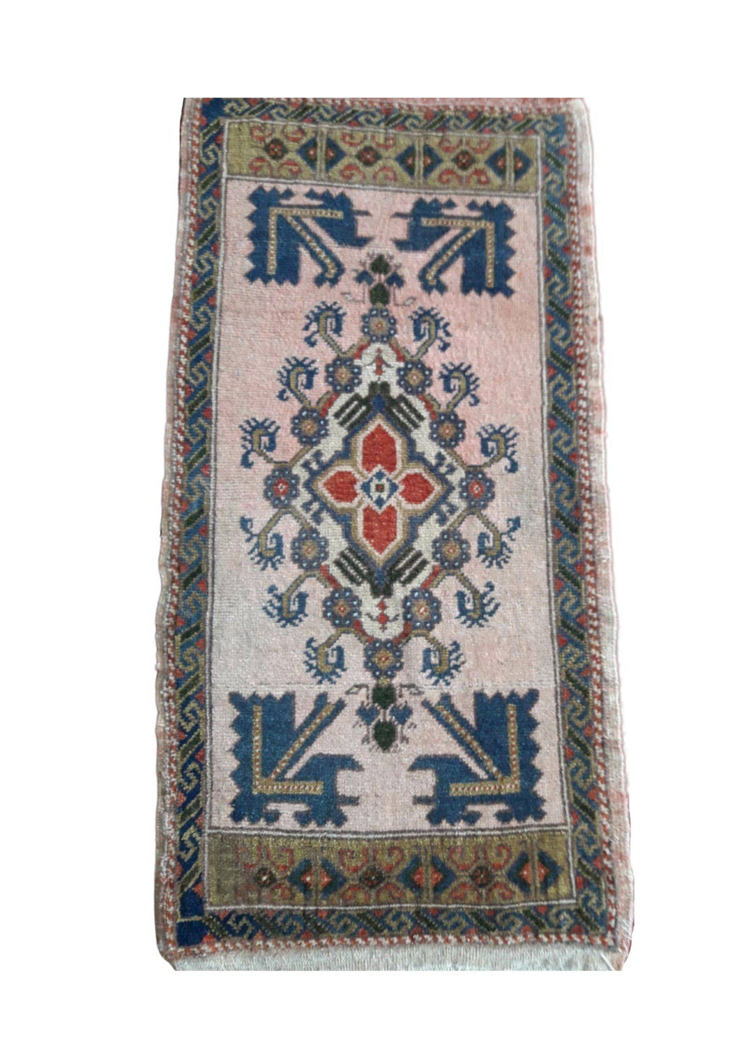 Turkish Vintage Rugs -  1'5