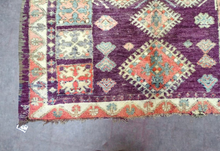 "Load image into Gallery viewer, Boujad Rug 7'6"" x 6'3"" - souks du monde"