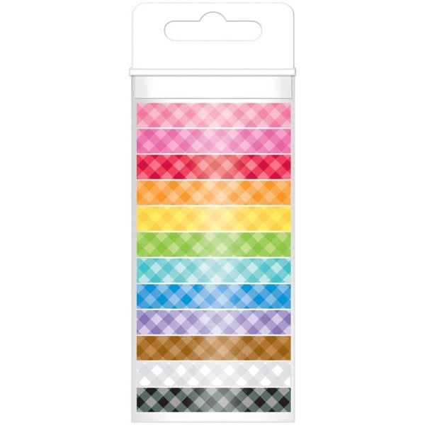Doodlebug Designs Washi Tape - Gingham Collection