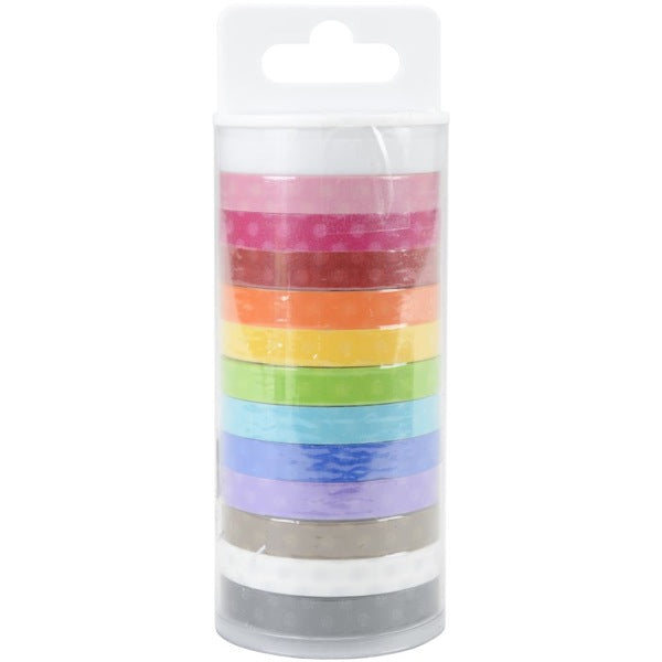 Doodlebug Designs Washi Tape - Dot Collection
