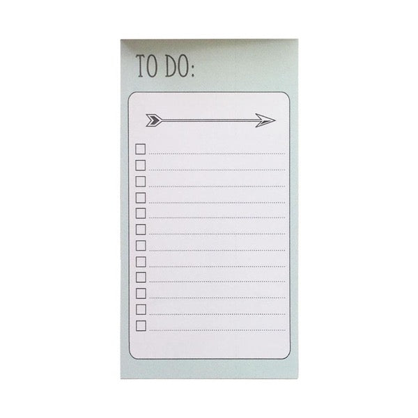 Marion Smith Mini Checklist Note Pad
