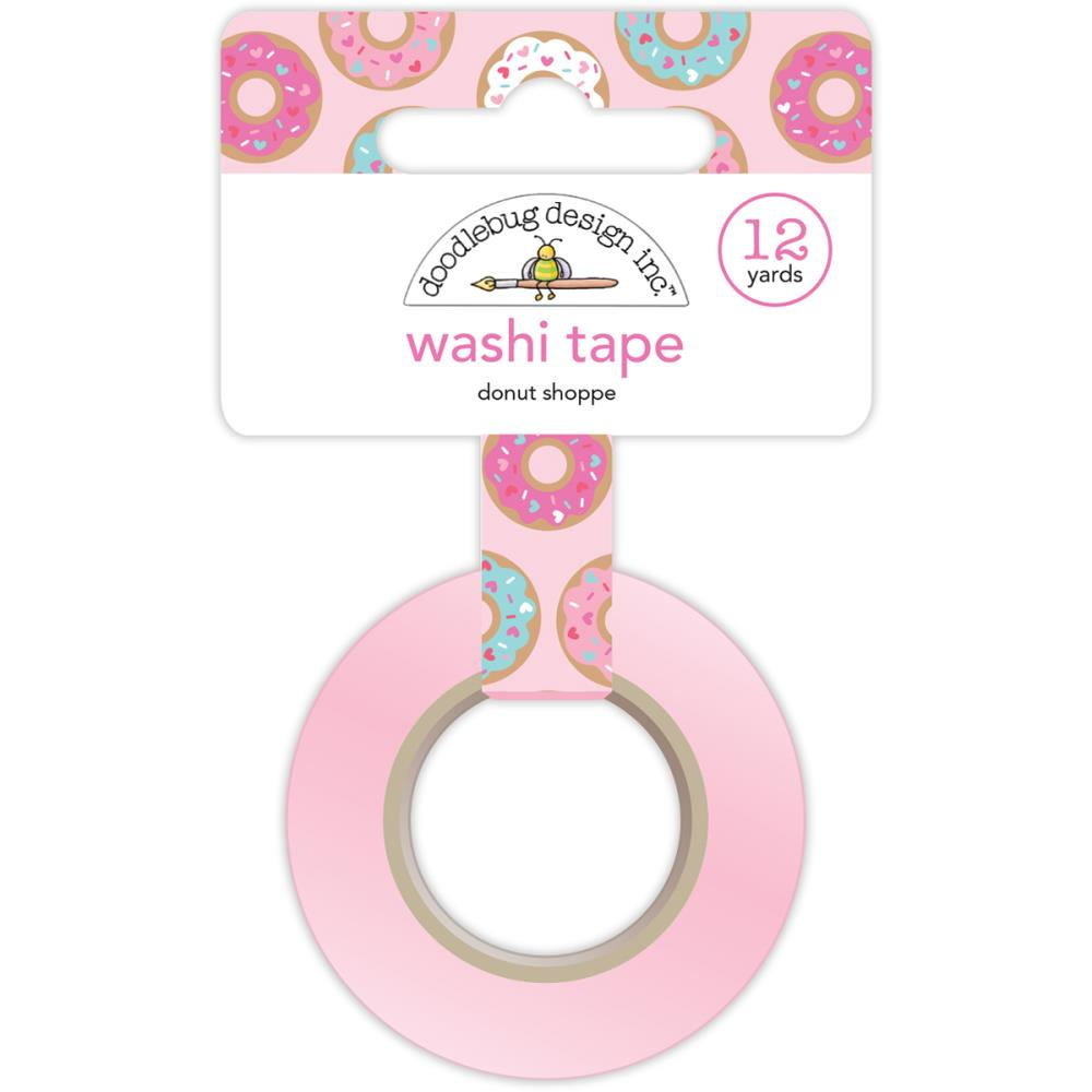 Doodlebug Designs Washi Tape - Donut Shoppe