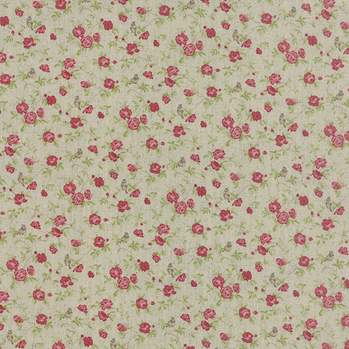 Windermere Linen - White Songbird