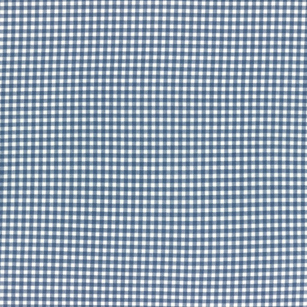 Lecien Durham 2017 - Gingham Denim Blue