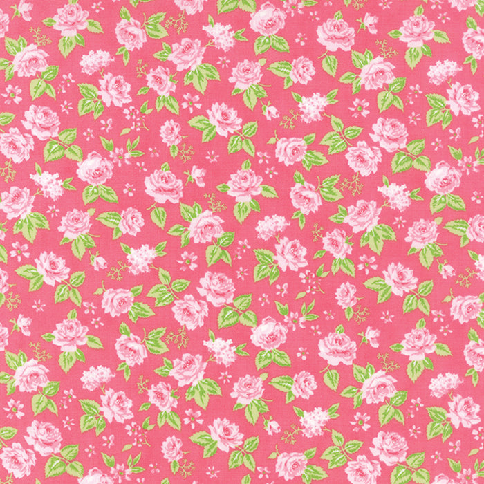 Sew & Sew - Floral Garden Strawberry