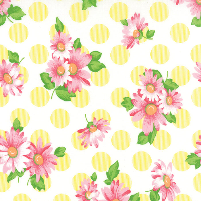 Sew & Sew - Doopsy Daisy Lemon Drop