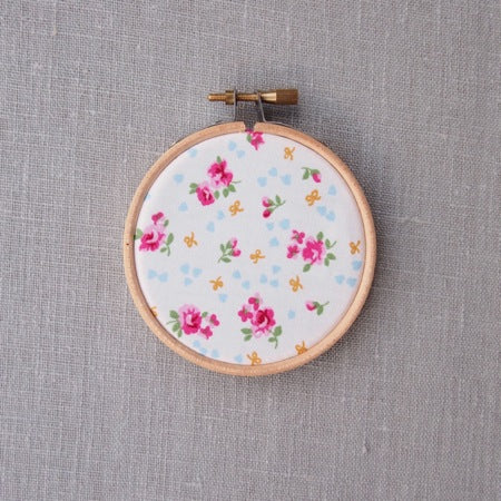 3 inch embroidery hoop