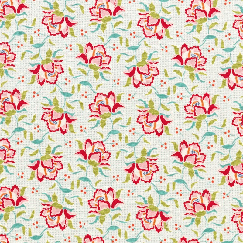 Tilda Circus - Clown Flower Linen