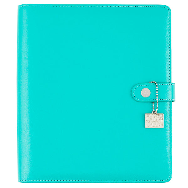 Carpe Diem A5 Planner Posh Box Set - Aqua
