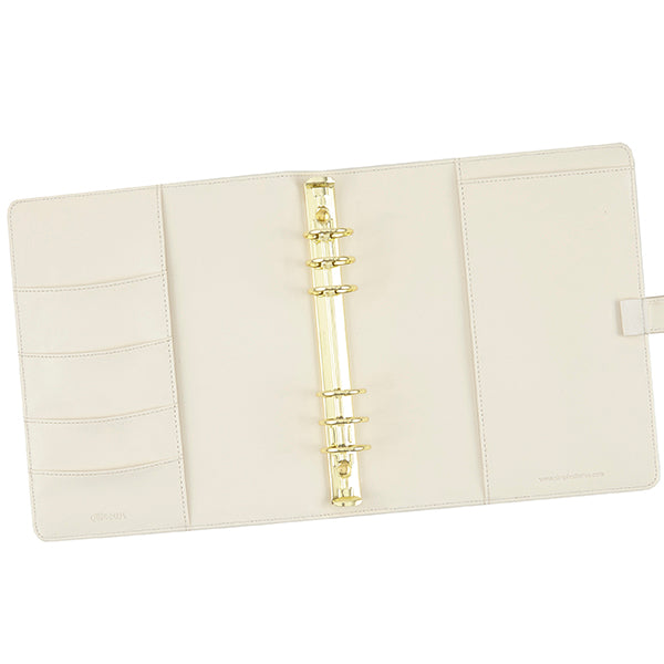 Carpe Diem A5 Planner Posh Box Set - Ivory