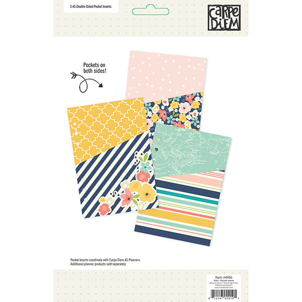 Carpe Diem Posh - Pocket Inserts