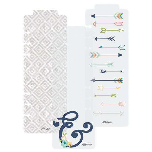 Carpe Diem Posh - Bookmarks