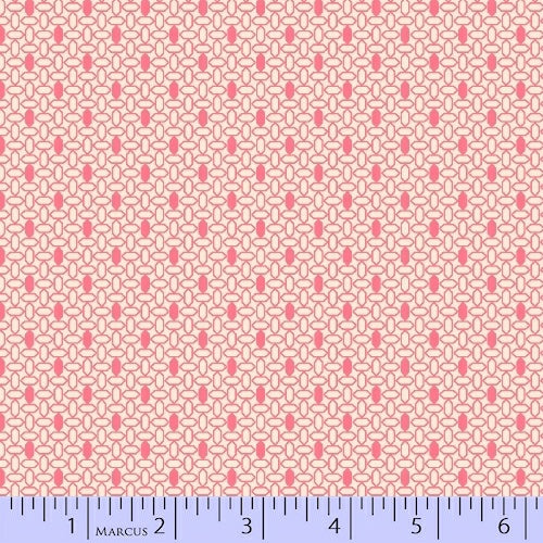 Aunt Grace Minatures - Pink Lattice