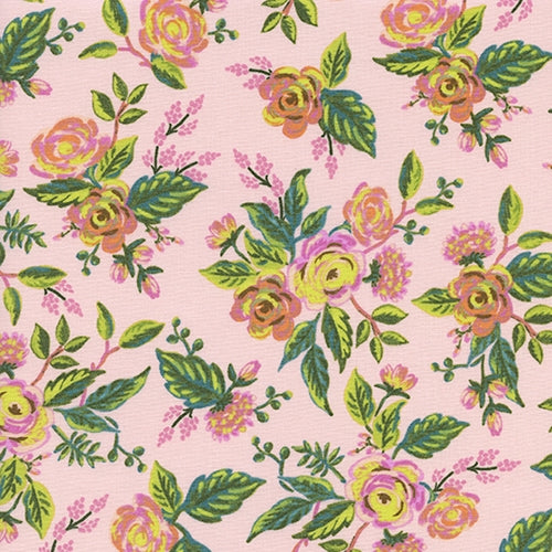 Menagerie - Cotton + Steel - Jardin de Paris Peony