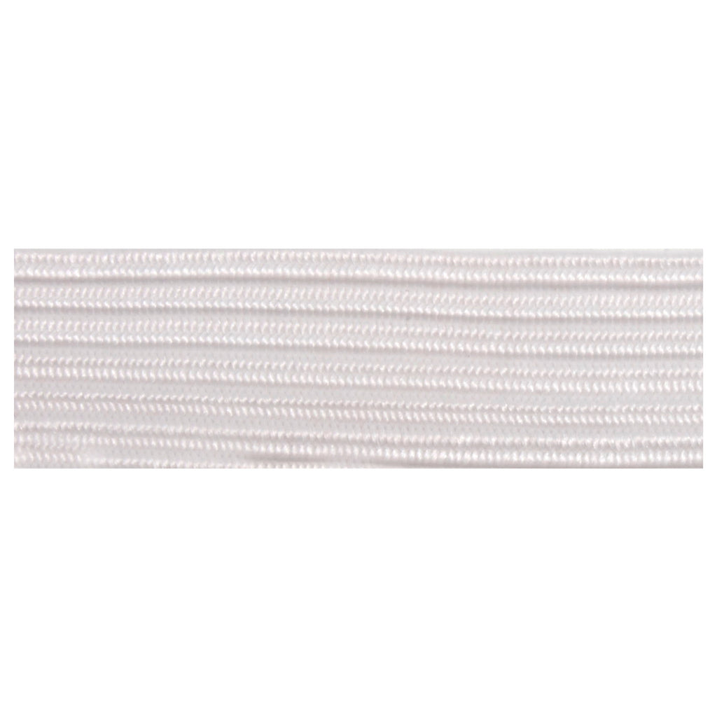 Elastic -  General Purpose Braided - 13mm - By the Metre