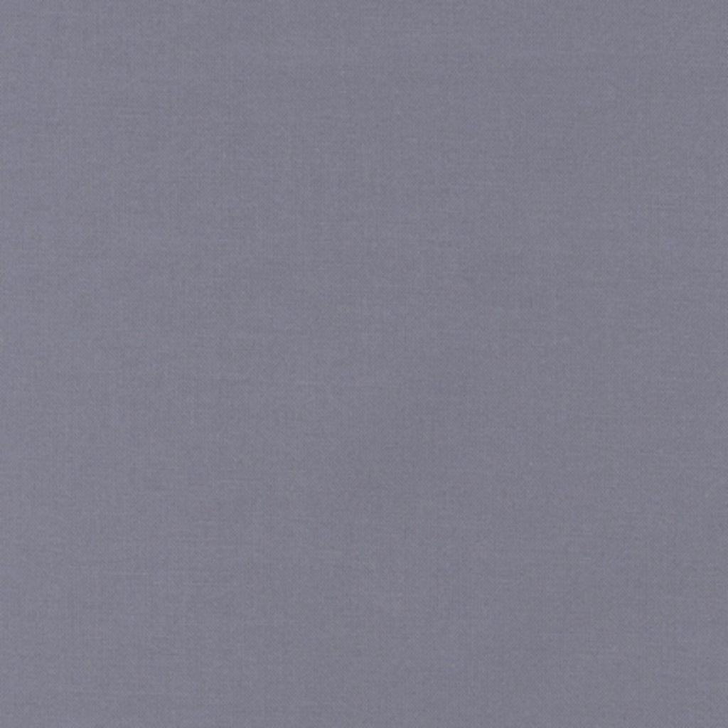 Robert Kaufman Kona Cotton - Medium Grey
