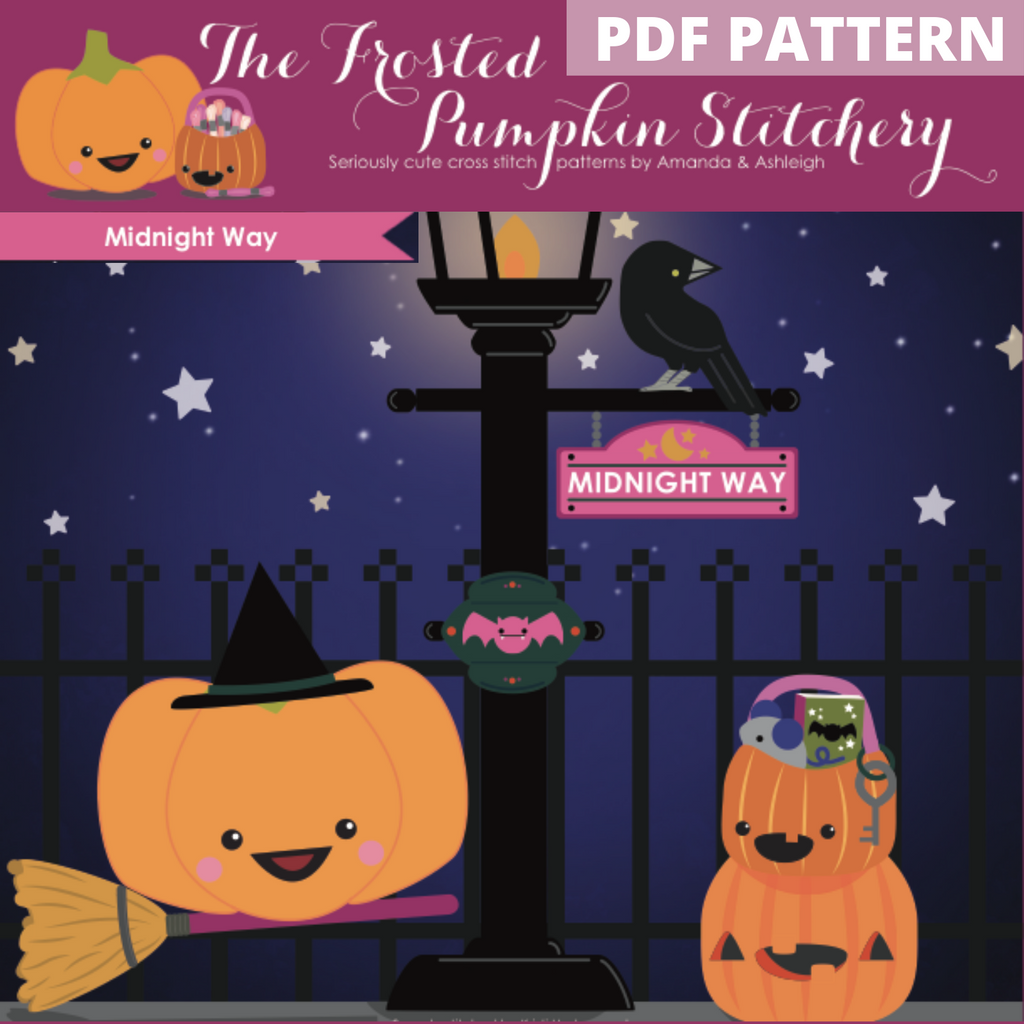 Midnight Way - PDF PATTERN DOWNLOAD