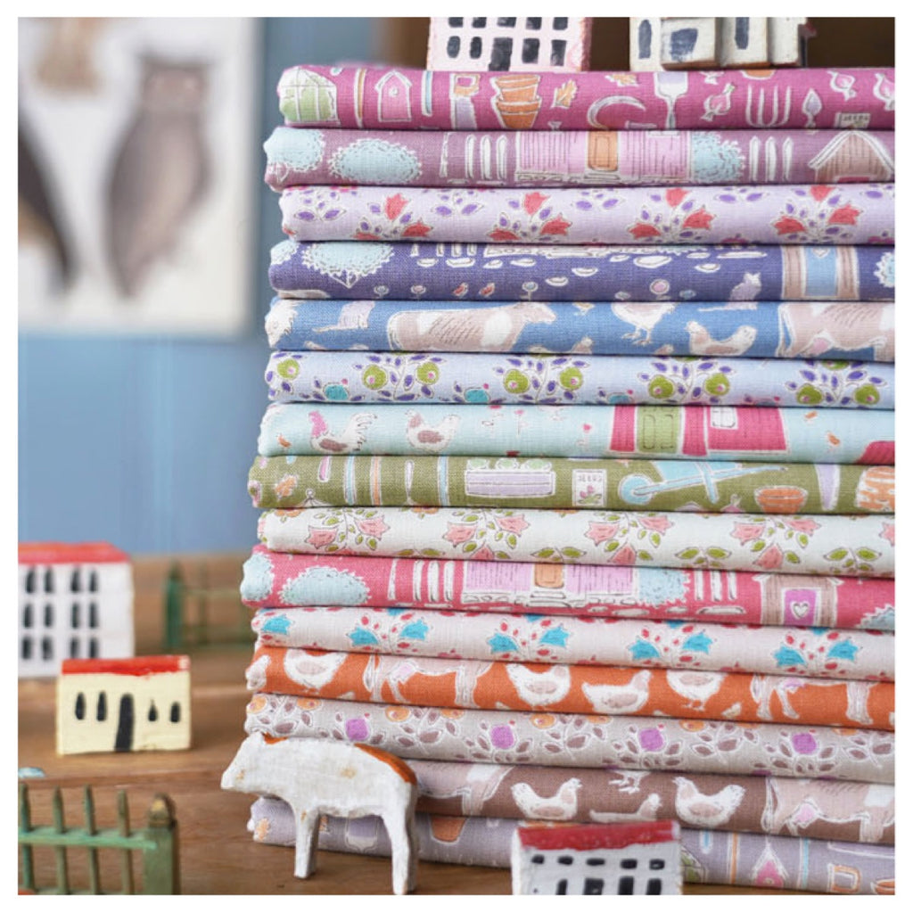 Tilda Tiny Farm - Fabric Bundle - Save 10%