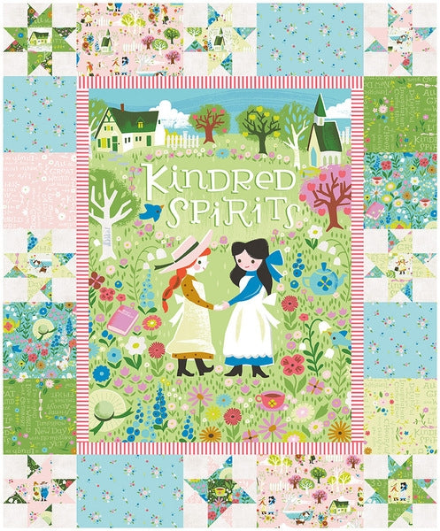 Anne of Green Gables - Kindred Spirits - Panel