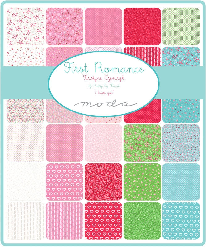 First Romance - Kristyne Czepuryk - Layer Cake