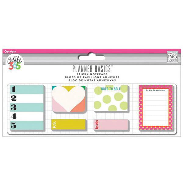 MAMBI Create 365 - Sticky Notes - Bright