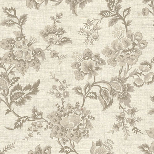Vintage - Makower - Natural Floral