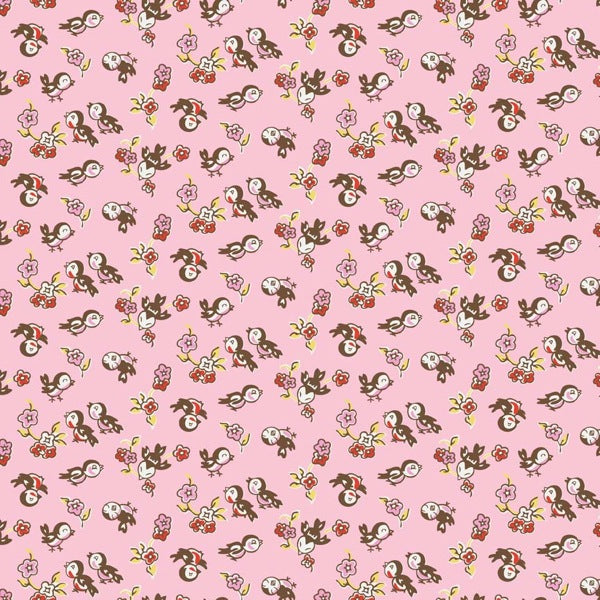 Milk, Sugar & Flower - Magpie Pink