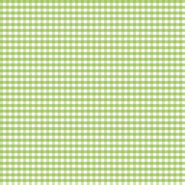 Riley Blake - Small Gingham - Green - BOLT END