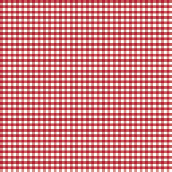 Riley Blake - Small Gingham - Red