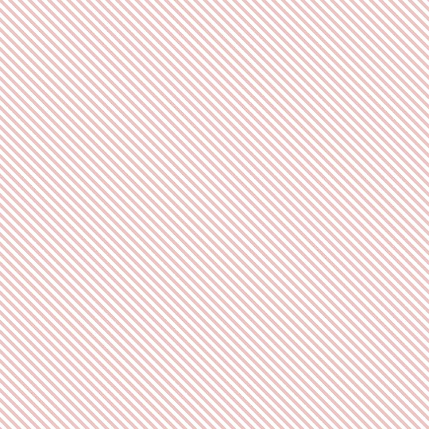 Sweet Orchard - Orchard Stripe Pink - BOLT END