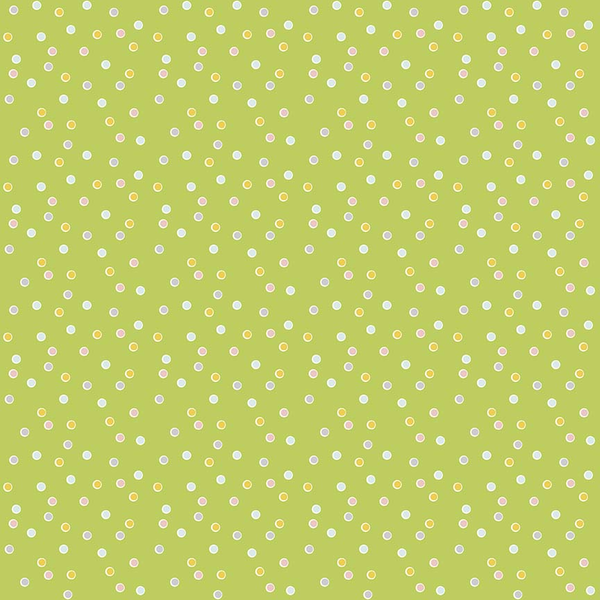 Sweet Orchard - Orchard Dot Green