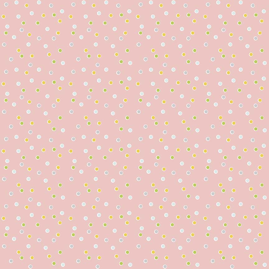 Sweet Orchard - Orchard Dot Pink