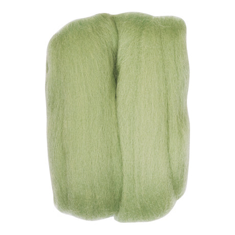 Clover Wool Roving Pack - Spring