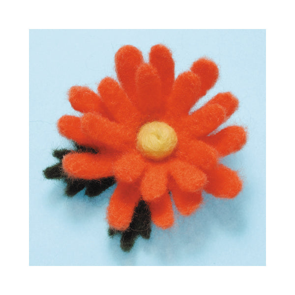 Clover Needle Felting Applique Mold - Daisy