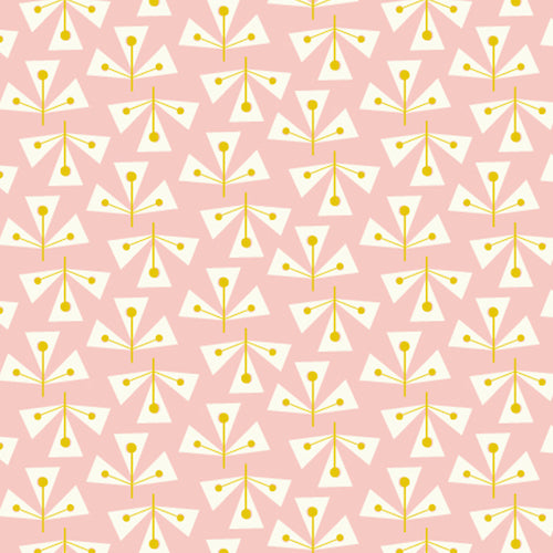 Confetti - Dashwood Studio - Pink Dotty Leaf