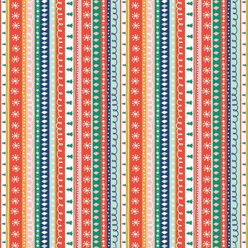 Festive Friends - Dashwood Studio - Stripe