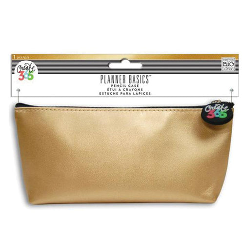 MAMBI Create 365 - Pencil Case - Gold
