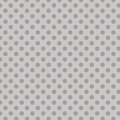 Riley Blake - Grey on Grey Dot