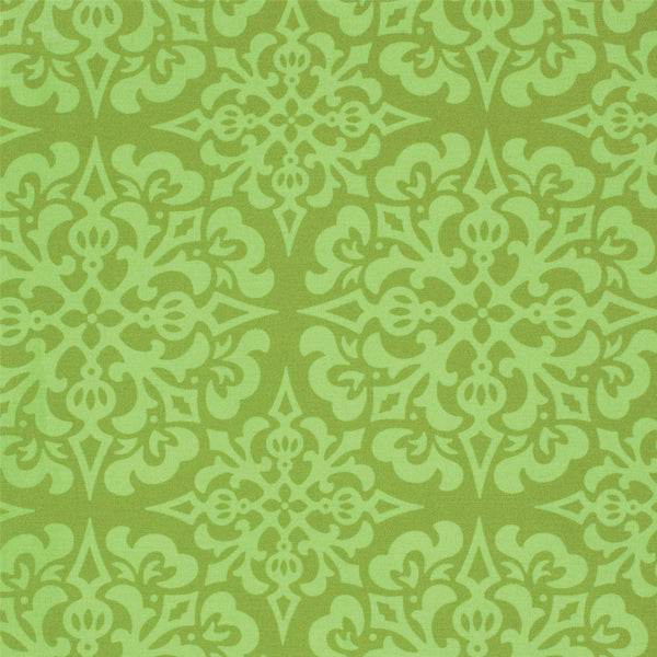Ginger Snap - Snowflake Green