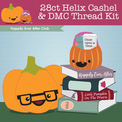 KIT - Happily Ever After - 28ct Cashel & Threads
