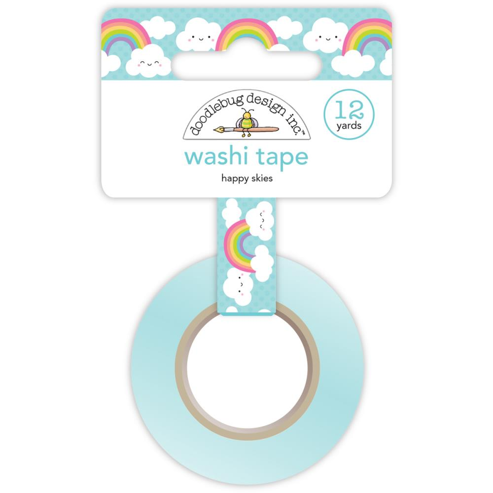 Doodlebug Designs Washi Tape - Happy Skys